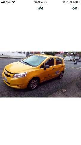 Se vende taxi una manera de tener ingresos fijos