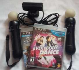 kit move de PS3