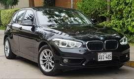 BMW 120i MODELO 2017