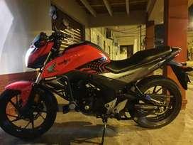 Vendo moto honda cb160 buen estado por necesidad economica
