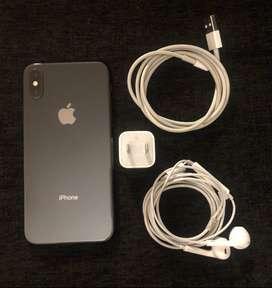 iPhone X 64Gb - 1 año y medio de uso