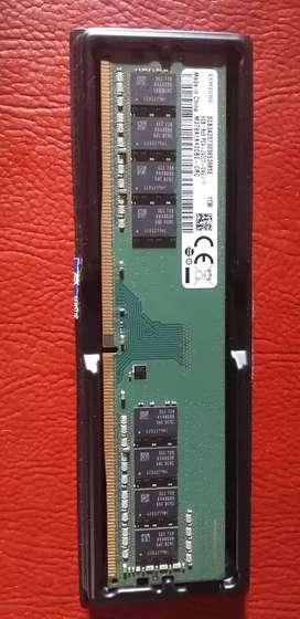 Memoria ram ddr4 8gb Samsung $5000 segunda mano  La Plata, Buenos Aires