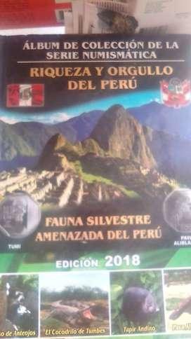 Monedas del Perú (Colección)
