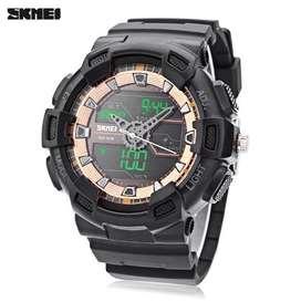 Reloj Deportivo Skmei 1189 Dual Movt Digital Cuarzo