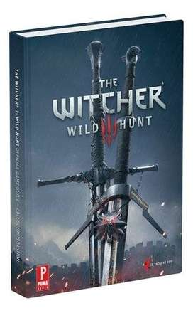 THE WITCHER 3 - WILD HUNT OFFICIAL COLLECTOR'S EDITION STRATEGY GUIDE   R'S