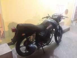 Vendo moto por motivo de cambio