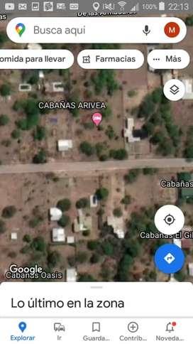 Vendo terreno Cosquín 1000m2