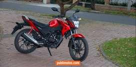 Vendo moto honda cb 125 f como nueva