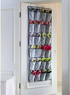 Organizador De Zapatos De Puerta