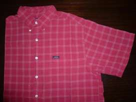Camisas M/C de Marca Original