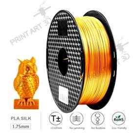 Filamento PLA plus premium silk seda 1.75mm 1 kg