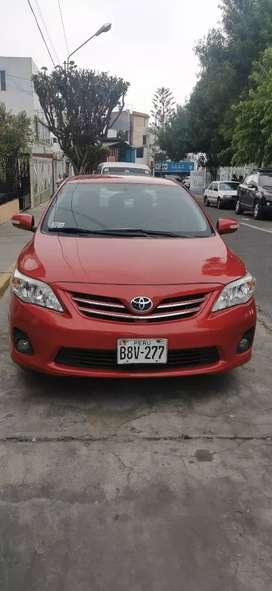 Toyota corolla 2011 en venta