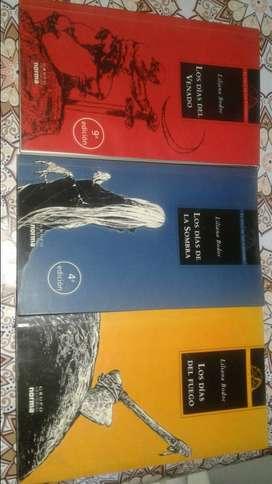 Libros de Liliana Bodoc