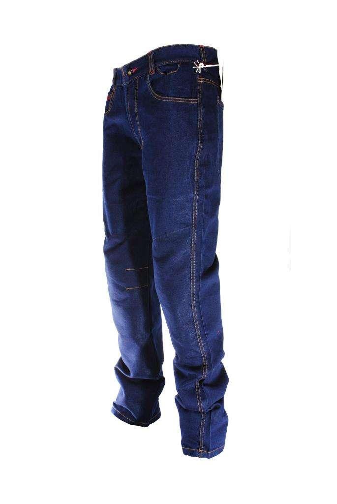Jean Con Protecciones Para Motociclista 0