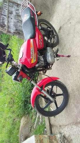 Vendo Una Moto Suzuki 2011