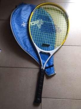 2 raquetas de tenis como nuevas