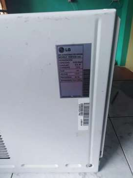Vendo aire acondicionado lg 9000btu