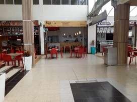 Vendo local rentando en centro comercial de Chía