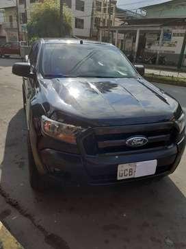 Vendo Camioneta ford ranger 2.2- 6 turbo diesel 2019