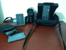 Camara Sony (HANDYCAM) Ref: DCR-PC1000