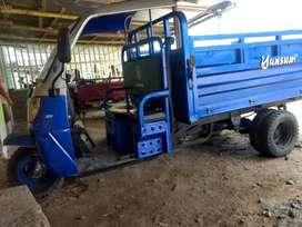 Se vende furgón yansumi 2016