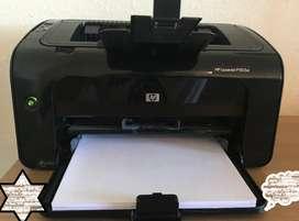Impresora usada HP Laserjet P1102W