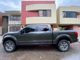 Vendo Ford 150 Lariat 2018