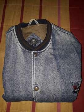 Vendo chaqueta tipo jean