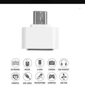 Adaptadores USB OTG