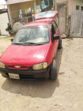 Chevrolet Alto 5P