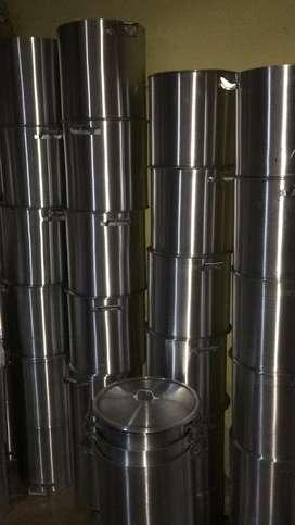 Ollas aluminio gastronomico industrial