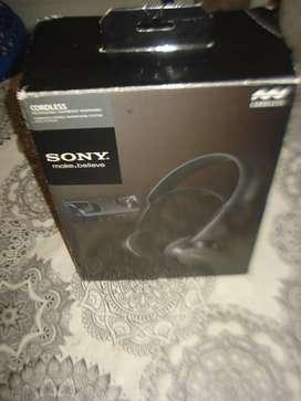 Auriculares Inhalambricos Sony Mdr If245r En Caja No Envio!