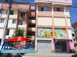 Venta de Departamento en Urbanización Los Girasoles, Sur de Machala