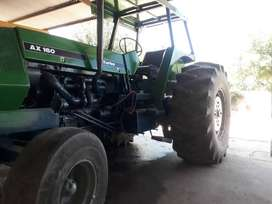 Tractor deutz farh ax 160