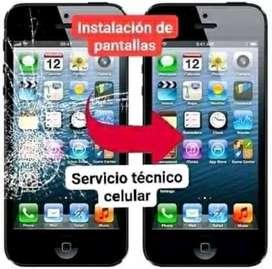 Ofrecemos Servicio Tecnico Celular. Garantizado