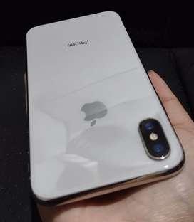 Iphone X en excelentes condiciones.