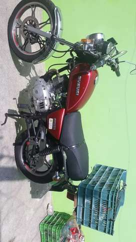 Se vende moto recien ajustada negociable