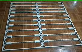 Vendo rejas usadas de seguridad para ventanas, excelente estado, en hierro