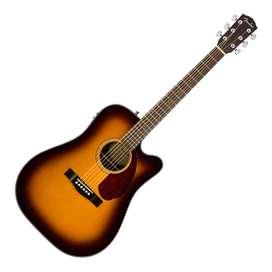 Guitarra Fender CD-140SCE SB WC Music Box Colombia Electroacustica