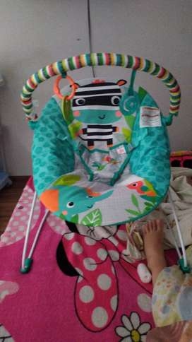 Silla vibradora para bebé