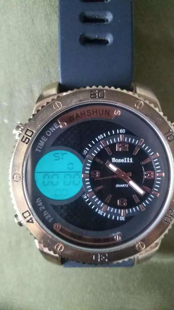 Vendo reloj boselli 0