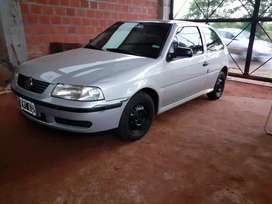 Gol power modelo 2005 impecable