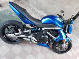 Kawasaki Er6n 650cc segunda mano  Bahía Blanca, Buenos Aires