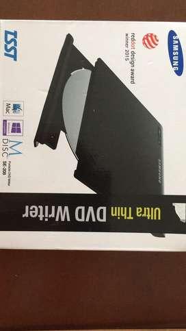 Unidad externa DVD