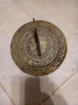 Reloj de Sol de Bronce