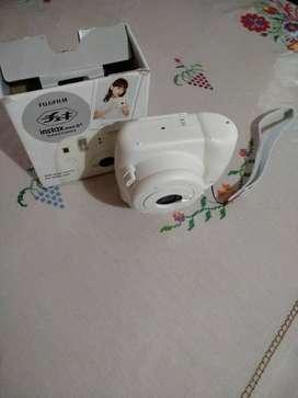 Cámara Instantánea Fujifilm Mini 8 Blanca