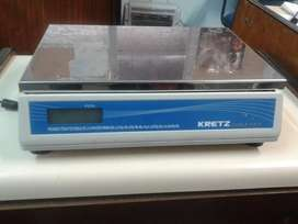 BALANZA ELECTRONICA 6 KG KRETZ ECO SINGLE 2