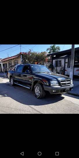 Chevrolet S10 2008 limited 4x4 electrónica a