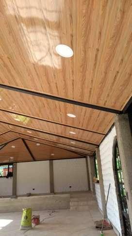 Drywall SUPERBOARD Fachadas Pintura estucos construcción en seco