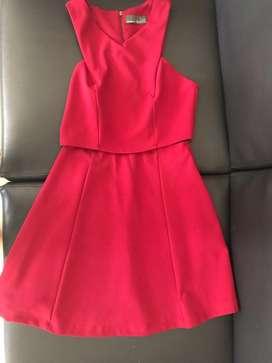 Hermoso Vestido Rojo de Lce Spirito